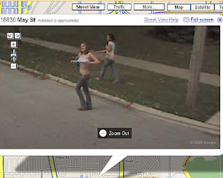 Google Street Views - privacy invansion
