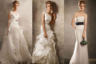 Vera Wang - David's Bridal collection
