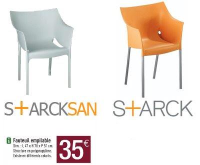 stickboutik.com, le blog: starcksan le non fauteuil de starck, Dr No No