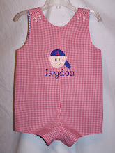 Baseball Baby Shortall