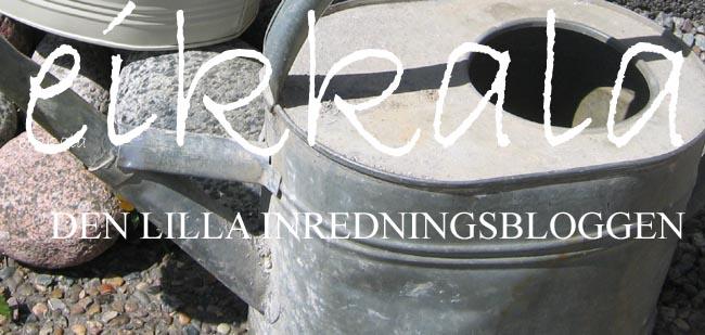 Eikkala - Den lilla inredningsbloggen