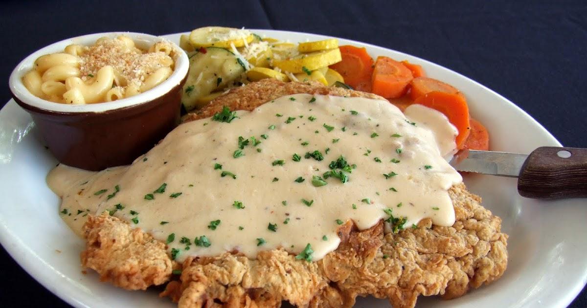 Insite Austin Food Chicken Fried Steak