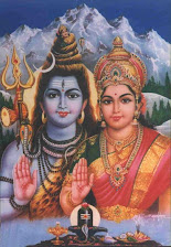 Shiva and Parvati (Miss Shiva)
