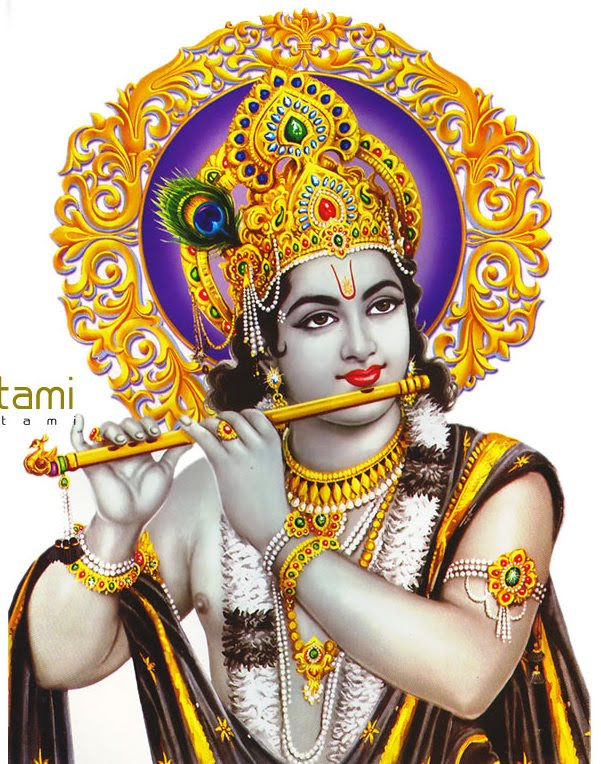 Birdoyise 3d Wallpapers Of Lord Krishna