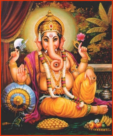 Hindu Lord Ganesh Photo