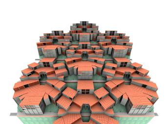 Reestructuracion de Barrios
