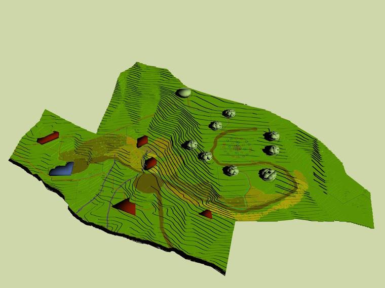 Maqueta Virtual de Topografia