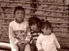 Niños indigenas Timote