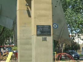 Homenaje a los héroes de la Fuerza Aérea en Córdoba