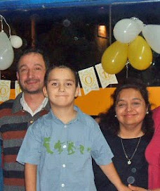 Fiesta de comunión y cumpleaños de Uriel