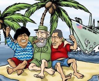 JUEGO DE LAS IMAGENES - Página 6 Caricatura-fidel-chavez-evo