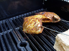 Grill Fried Pomfret
