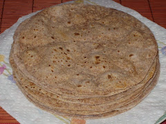 Multi Grain Flour Roti