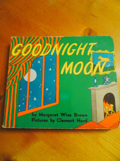Good Night Moon by Margaret Wise Brown story with companion projects about the Moon