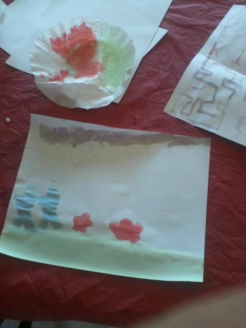 Edible Watercolor Kool-Aid Paint Recipe