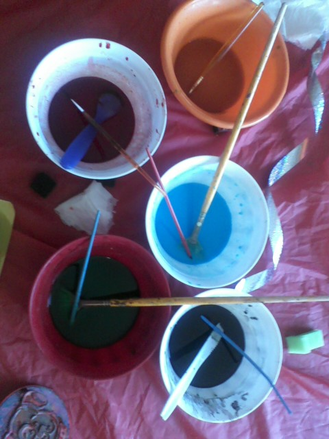 Edible Scratch and Sniff Paint Watercolors for Kids Kool-aid Recipe
