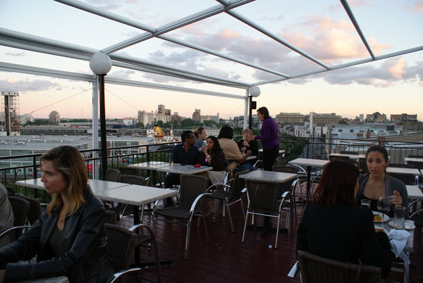 Montreal for insiders the place d 39 armes and other - Auberge du vieux port restaurant menu ...