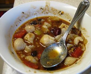 gluten free italian pasta soup