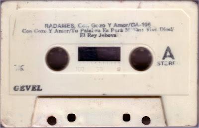 Radames Marrero - Con Gozo y Amor
