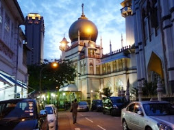 Masjid Kampong Gelam - Singapura
