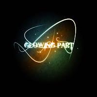 glowing part logo
