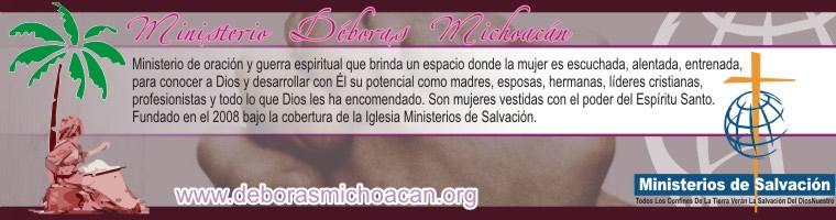 Ministerio Déboras Michoacán
