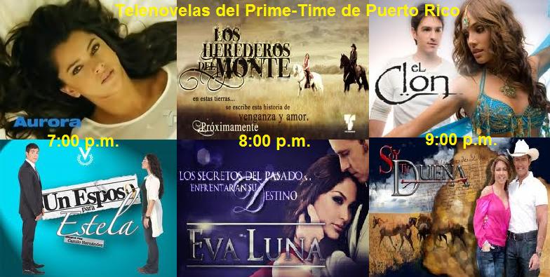 Ratings telenovelas Puerto Rico (17 y 19 enero)
