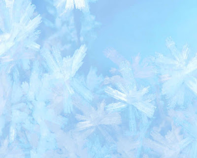 Free Snowflake Wallpaper