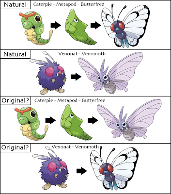 Veomoth - Butterfree Evoloutions