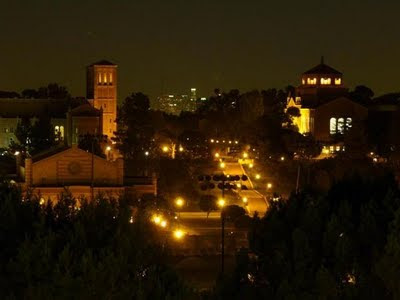 ucla campus at night - photo #46