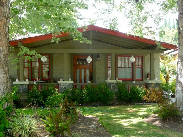 The California Bungalow Style Was Developed Here In As It Gained Popularity Other Parts Of Country Became Known Simply A