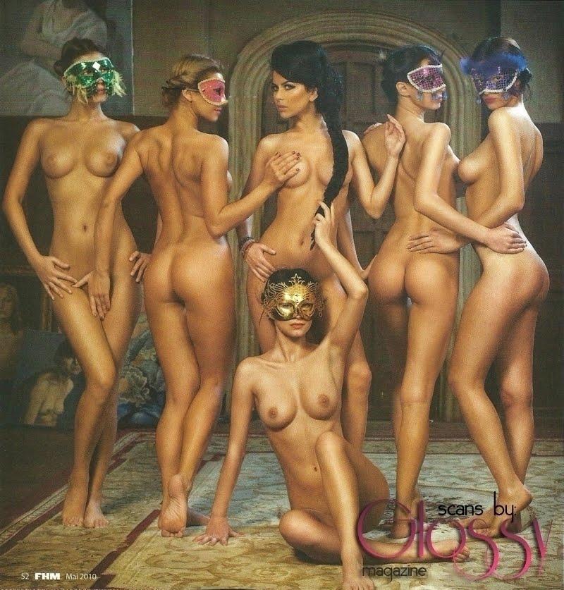 Nude Romanian Women 37