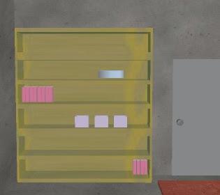 Juegos de Escape Escape from Dream Room 2 Solucion