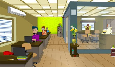 Naughty Office Online Games