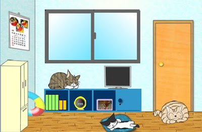 Three Cats Zansyo solucion, ayuda, guia, pistas