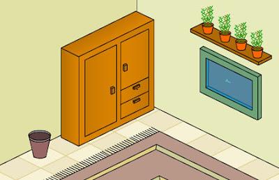 Juegos de escape Locked Forever 7 solucion, guia, ayuda