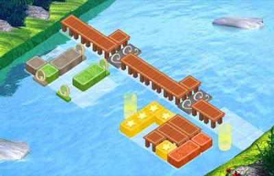 juego wooden path