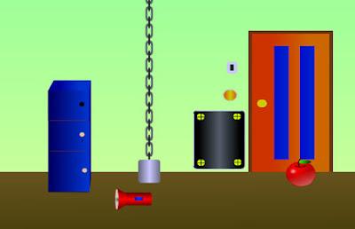 jugar juegos de escape Escape from the Bat's Room solucion y guia