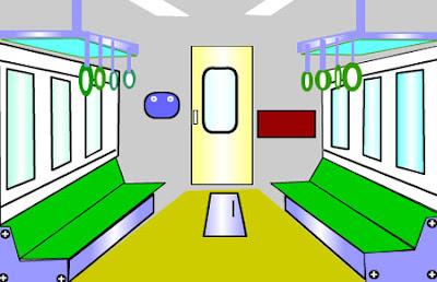 Juegos de escape The Train solucion, guia, ayuda