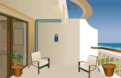 Balcony Escape solucion guia