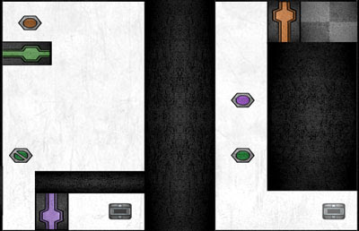 solucion Two Rooms guia puzzle