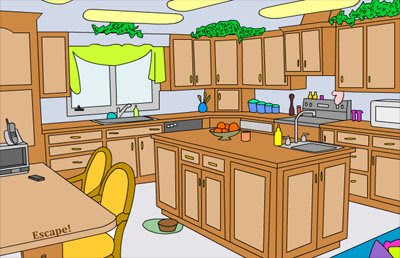 solucion Smelly Kitchen Escape 2 guia