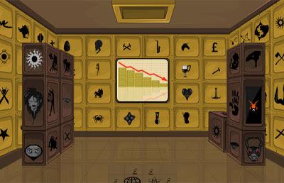 solucion Symbols Room Escape guia
