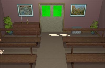 solucion Church Escape guia