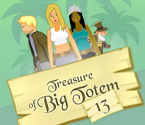 Solucion Treasure of Big Totem 13 Guia