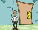 juego Obama in Wonderland