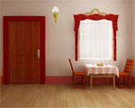 Solucion Red Curtain Room Escape Guia