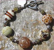 Earthy Organic Bracelet #2