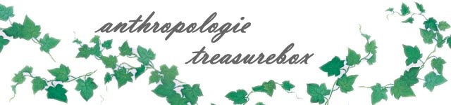 Anthropologie Treasurebox
