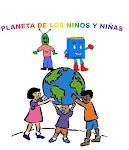 Planeta de los niños y niñas